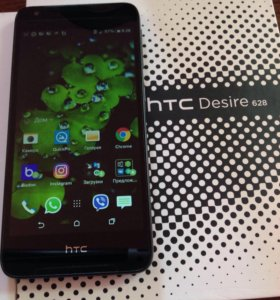 HTC Desire 628 Серый