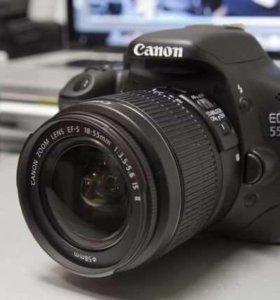 Canon EOS 550D (полный аналог 600D, 60D, 70D)