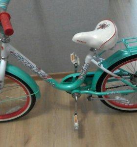 Велосипед 3-5 возраст