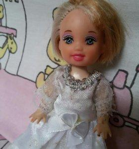 Куколка малышка