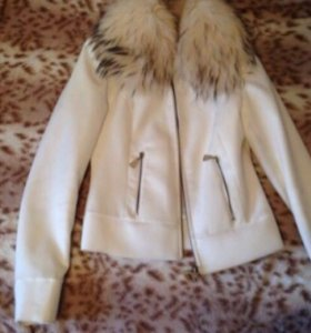 Красивая кашемировая куртка