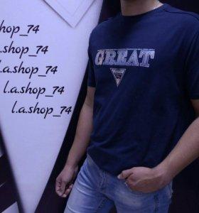 Мужская футболка Great