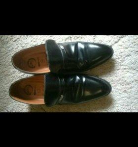 Туфли, обувь, softwalk, ручная работа r 42-43