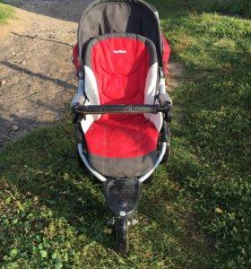 Детская коляска peg-perego gt 3 2 в1