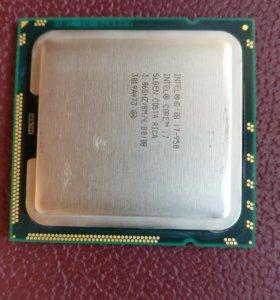 Процессор intel i7 950 сокет1366