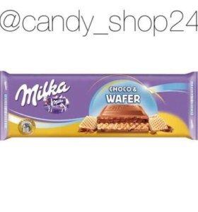 Milka Choco&Wafers