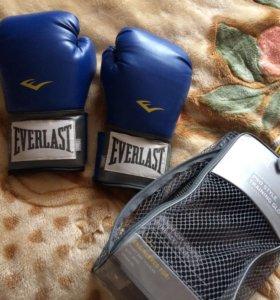Перчатки боксёр