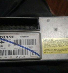 Блок управления AIR BAG BOSCH VOLVO S60/S80/V70