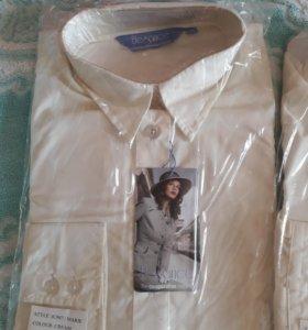 Рубашка женская. Новая. Размер 40-42