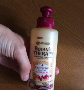 Крем-масло для волос