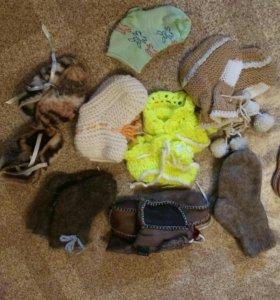 Пакет детских вещей-возможна доставка