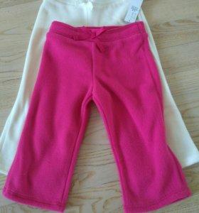 Oldnavy брюки флисовые