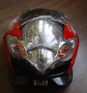 Фара (морда) для мотоцикла