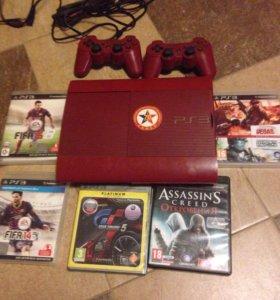 Продаю Sony PlayStation 3 superslim