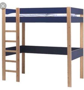 Кровать чердак Икеа