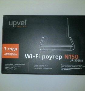 Wi-Fi роутер Upvel N3150 UR 309BN