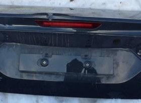 Форд Фокус 3 седан (11-15) крышка багажника