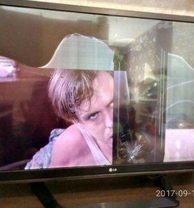 Телевизор LG 42' на запчасти
