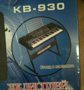 Синтезатор Tecno KB-930