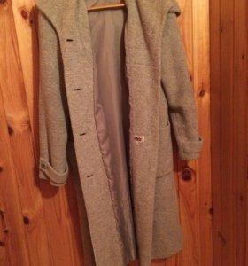 Пальто женское размер 48-50