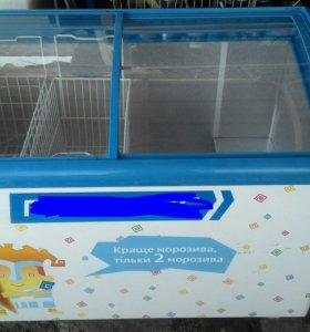 Торговые холодильники