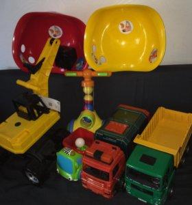 Bruder, ELC и другие игрушки