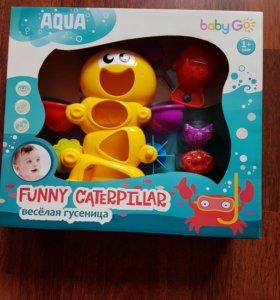 Новая в упаковке игра для ванной