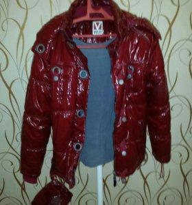 Куртка зимняя, 42-44