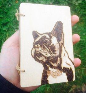Скетчбук, блокнот, записная книжка
