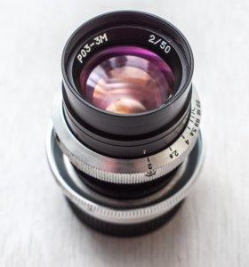 РО3-3М №900089 М39 , для беззеркальных фотокамер