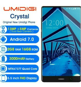 Umidigi кристалл