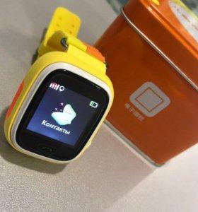 Детские часы с GPS-трекером