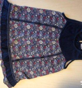 Платье в садик на рост 98-104см