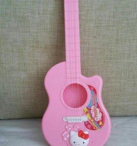 Гитара для девочек