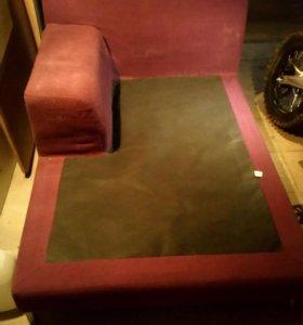 Диванчик 2.к модульная мебель