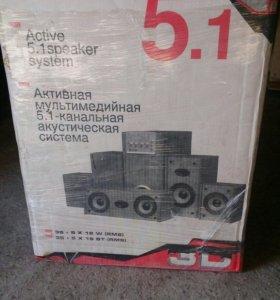 Акустическая система sven 5.1