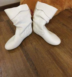 Зимние ботиночки 🤗