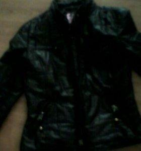 Куртка из инсити