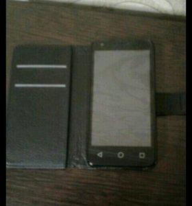 Продам телефон alcatel onetouch pixi 3