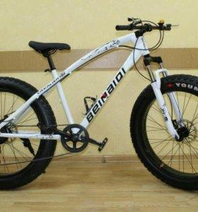 Новые Велосипеды Фэтбайк