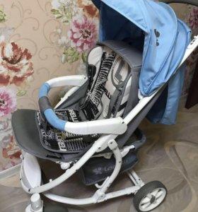 Детская прогулочная коляска LORELLI