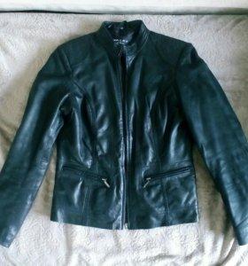Кожаная куртка Алеф