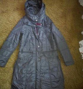 Демисезонное пальто city classic 44-46