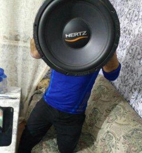 """Hertz HX 380 """"1400 watt"""""""
