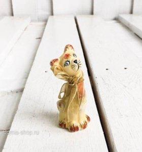 Кошечка-кокетка