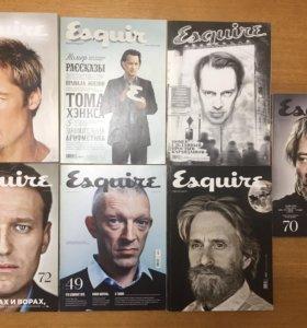 """Журнал """"Esquire"""""""