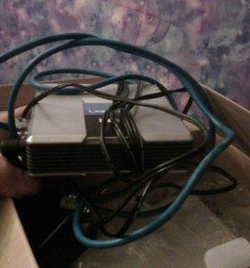 адаптер для VoIP-телефонии Linksys SPA2102