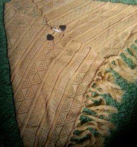 Палантин шарф накидка Новый