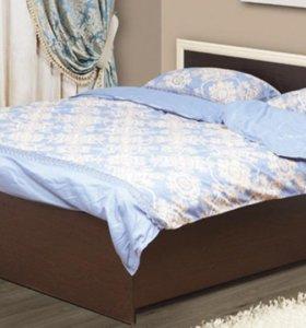 Кровать двойная 21.53 (с откидным механизмом) 1600