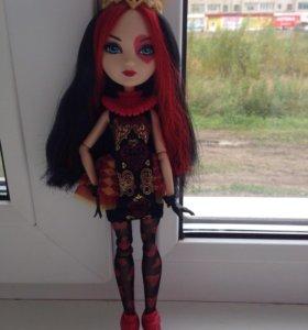 Кукла Ever After High Лиззи Хартс